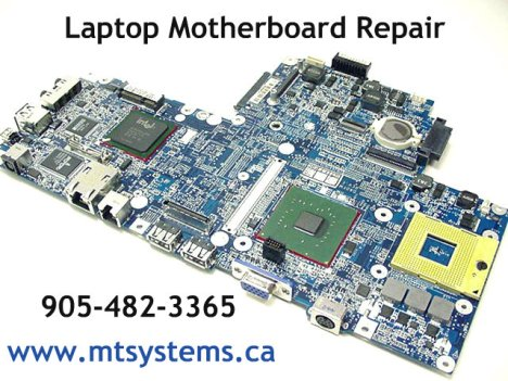 Laptop Motherboard Repair Service Centre